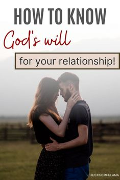 10 Signs God Wants You To Be With Someone - Signs He Is THE ONE! Best Relationship Advice, Godly Relationship, Marriage Advice, Dating Advice, Signs He's The One, The Way You Are, How Are You Feeling, God Made You, Christian Relationships