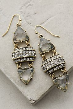 Rio Jeweled Drops #anthrofave