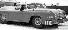 Самый большой седан в мире МАЗ-541