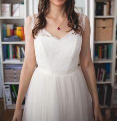 """Bezauberndes Anna Kara Designer-Brautkleid im Vintage Stil, Modell """"Alison"""