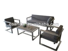 Stainless Steel Sofa,Stainless Steel Sofa Set,Stainless Steel Leather Sofa $1~$299