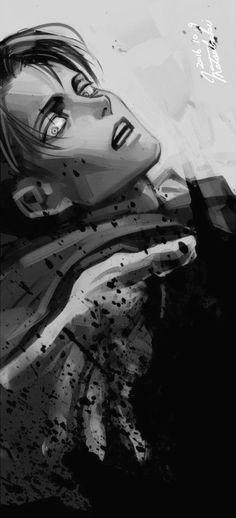 Levi Ackerman_Attack on Titan_Shingeki no kyojin – My CMS Armin, Eren E Levi, Mikasa, Levi Ackerman, Attack On Titan Fanart, Attack On Titan Levi, Fanarts Anime, Manga Anime, Fan Art