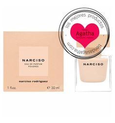 Narciso Rodriguez Poudrée Eau de parfum es el nuevo perfume de Narciso Rodriguez, con aroma sensual con notas de jazmin y amaderado.