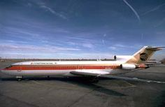 Continental 727 Crashes in Denver in 1975