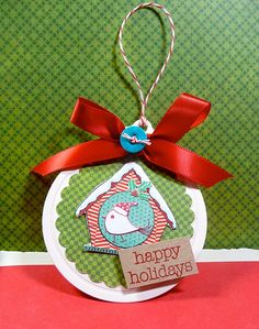 I am Derby: Christmas Tags and