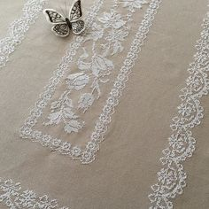 Atölyeden...Dantel & Lace...Crossstitch...#crossstitch #kanaviçe #embroidery #nakış#handmade #handembroidery #elişi #dantel #lace #