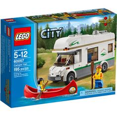 LEGO+City+Great+Vehicles+Camper+Van+Building+Set