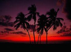 Beautiful island sunset :)
