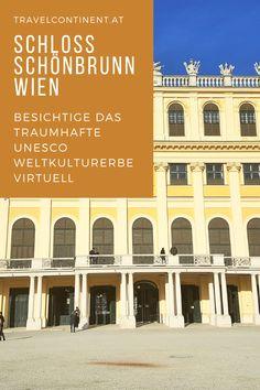Das #UNESCO #Weltkulturerbe #Schloss Schönbrunn in #Wien ist traumhaft! Begib dich virtuell durch die Räumlichkeiten von Kaiserin Sisi und Kaiser Franz Joseph. #österreich #museum #virtuellbesichtigen Kaiser Franz, Museum, Heritage Site, Viajes, Museums