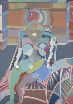 17. Galería Rafael Ortiz. Luis Gordillo.