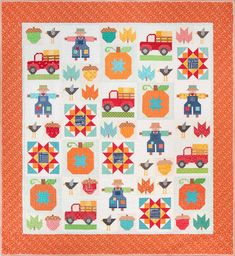 Farm Girl Vintage Quilt Along - Farm Girl Friday's - Week Six! Scrappy Quilt Patterns, Sampler Quilts, Quilt Blocks, Butterfly Quilt Pattern, Quilting Designs, Diy Quilting, Quilting Ideas, Snowman Quilt, Farm Quilt