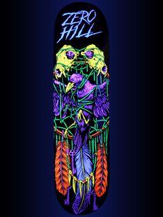 Zero Hill board