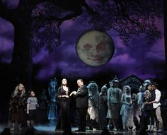The Addams Family is a smash-hit musical comedy that brings the darkly delirious world of Gomez, Morticia, Uncle Fester, Grandma, Wednesday, Pugsley and, of course, Lurch to spooky and spectacular life! Visit www.xplorela.com