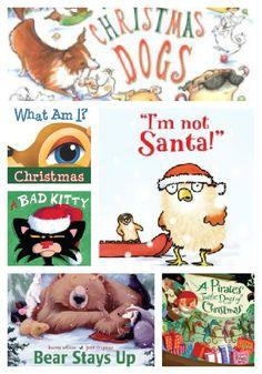 20 books for Christmas