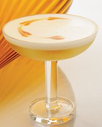 Our Signature Drink for this weekend! Pisco Sour - The national cocktail of Chile and Peru- for us the brides favorite