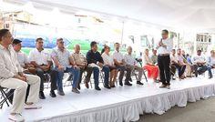 Reconoce gobernador logros de Seapal