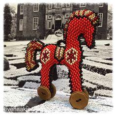 rocking horse, hobbelpaard, Christmas tree ornament