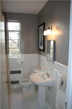 Best S Bathroom Renovation P Watson Images On Pinterest - 1950s bathroom remodel
