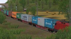 """NEU im EEP Shop: Set """"Vierachsige Containertragwagen Typ Sgnss-y 60 ÖBB"""" bis #EEP6. Jetzt kaufen: https://eepshopping.de/?view=program_detail&ID_PROGRAM=7701"""