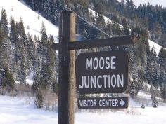 Moose, WY Junction