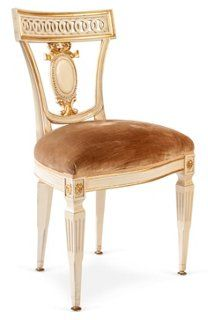 Louis  XVI-Style Side Chair | Fall's Finest | One Kings Lane