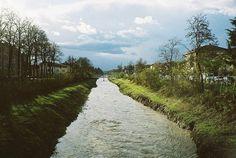 Reggio Emilia, Italy....The Po River
