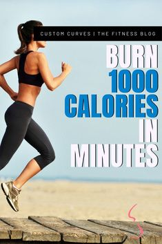 Burn 1000 calories quick and easy with this! Check out the video!