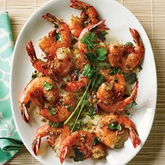 22 succulent shrimp recipes you'll love, that are fast and fresh weeknight dinners and crowd-pleasing menus.