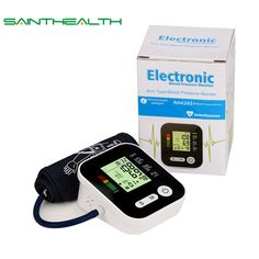 check price portable arm blood pressure pulse monitor digital upper blood pressure monitor meters #portable #monitor