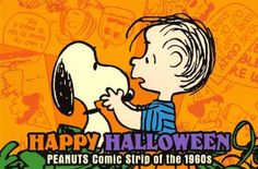MY PEANUTS GANG AND SNOOPY POSTCARD COLLECTION Snoopy Halloween, Happy Halloween, Peanuts Snoopy, Peanuts Comics, Happy Comics, Universal Studios Japan, Snoopy Love, Trick Or Treat, Comic Strips