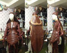 cockroach costume on Behance