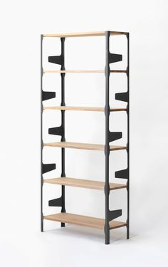 vincent bookshelf, daniel becker design studio