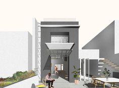 SALT Architects - House in Cape Town, De Waterkant