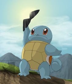 Pokemon #7 Squirtle