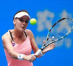 Blog Esportivo do Suíço: Radwanska se vinga, freia Wozniacki e vai às quart...