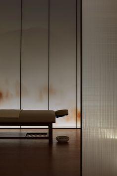 Spa Interior Design, Spa Design, Salon Design, Design Lab, Design Concepts, Shanghai, Japanese Spa, Japan Interior, Hip Pop
