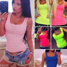Moda Camisa De Verano Mujer Top Blusa Sin Mangas Camiseta De Tirantes Casual