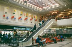 The Eldon Square Shopping Centre in Newcastle upon Tyne, UK, Get premium, high resolution news photos at Getty Images Mall Of America, North America, Minneapolis, Eldon Square, Popular Color Schemes, Outdoor Reisen, Dead Malls, Oregon, Shopping Malls