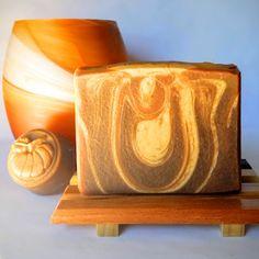 Rustic Pumpkin Scented Soap