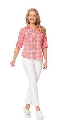 Gingham is one of our favorite prints this season! Bright, fresh, and just in time for spring.