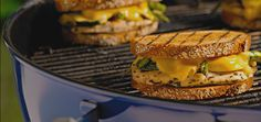 Put a little umph in your grilled cheese, try our grilled chicken patty melt today!