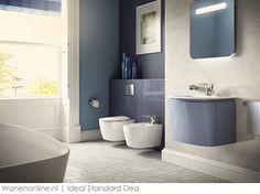 Een emotionele designcocon, Ideal Standard Dea voor de #badkamer