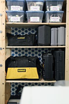 IHeart Organizing: Our Storage Room is FINALLY Organized!