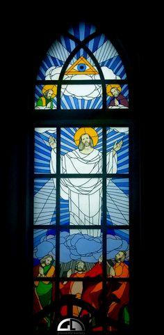 #sakralne #Bydgoszcz #glassatelier #witraż #stainedglass #church