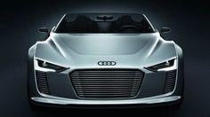 2015 Audi R5 - Front