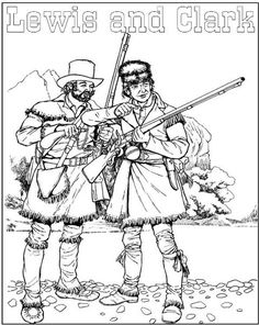 thomas jefferson coloring page coloring pages pinterest