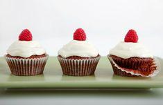 Red Velvet Cupcakes per San Valentino | Un'americana in cucina