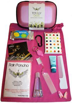 Classic Female Festival Survival Kit