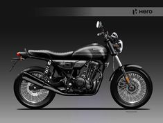 HERO 361 SYMBOL GLAMOUR by obiboi Classic Series, Motorcycle Design, Automotive Design, Scrambler, Symbols, Hero, Glamour, Deviantart, Product Design
