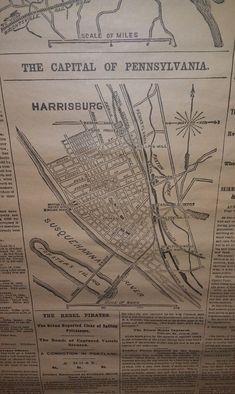 Gettysburg 150: When Civil War generals needed info, they'd pick up a newspaper